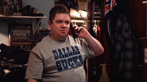 Patton Oswalt in Big Fan
