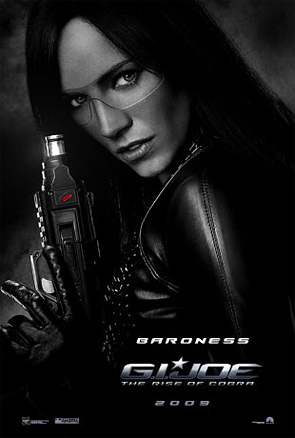 G.I. Joe Poster - Baroness