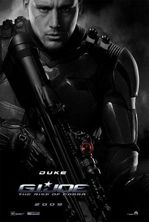 G.I. Joe Poster - Duke