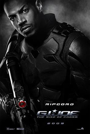 G.I. Joe Poster - Ripcord