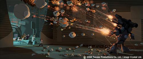 Astro Boy Concept Art