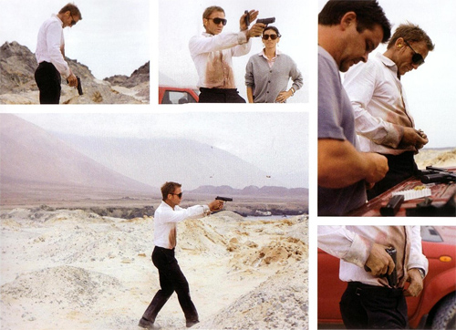 Bond on Set: Filming Quantum of Solace Book