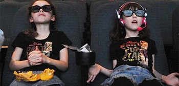 3D Moviegoers