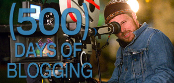 Marc Webb's 500 Days of Blogging