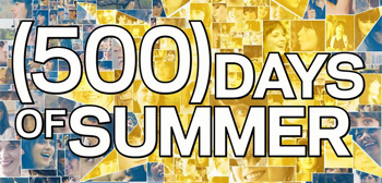 Official 500 Days of Summer Poster