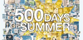 Choose Your Favorite 500 Days of Summer Poster!