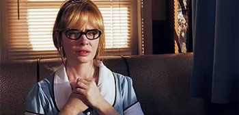 Adrienne Shelly in Waitress