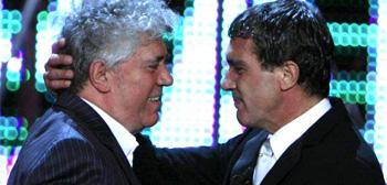 Pedro Almodovar & Antonio Banderas