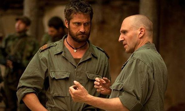 Ralph Fiennes' Coriolanus