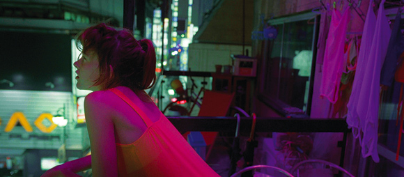 Gaspar Noe's Enter the Void