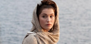 Gemma Arterton as Io in Clash of the Titans