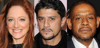 Judy Greer, Said Taghmaoui, Forest Whitaker