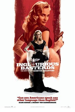 Inglourious Basterds Poster - Diane Kruger