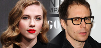 Scarlett Johansson &amp; Sam Rockwell