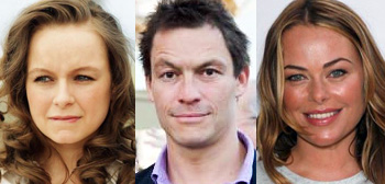 Samantha Morton, Dominic West, Polly Walker