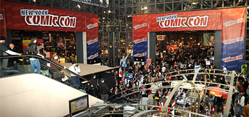 A Day in the Life at the New York Comic Con
