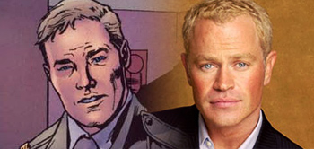 Is Neal McDonough Marvel's Captain America?!