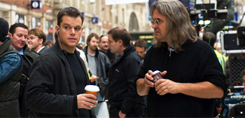 Matt Damon and Paul Greengrass