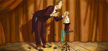 The Illusionist Trailer