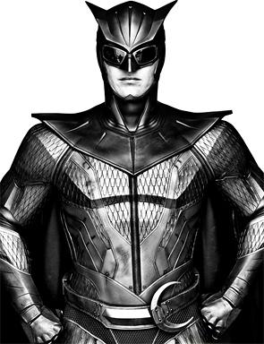 Watchmen Portraits - Nite Owl