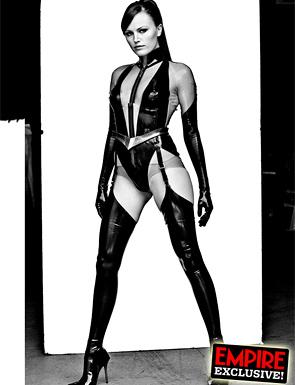 Watchmen Portraits - Silk Spectre