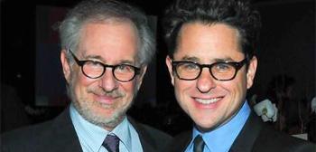 J.J. Abrams & Steven Spielberg