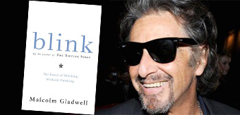 Malcolm Gladwell's Blink - Al Pacino