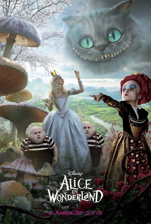 Alice in Wonderland Poster - Part 1