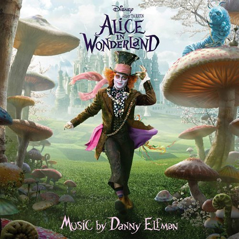 Alice in Wonderland Score