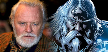 Anthony Hopkins / Odin