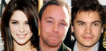Ashley Greene, Stephen Graham, Emile Hirsch