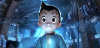 Astro Boy Presentation