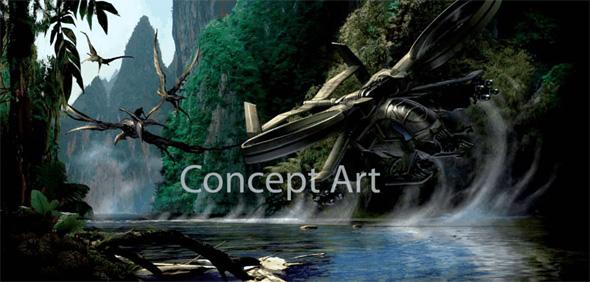 Avatar Concept Art