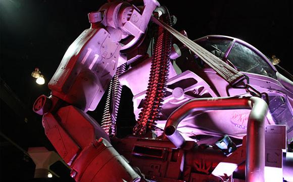 Avatar Heavy Lifter at E3