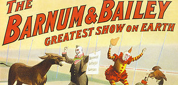 Barnum & Bailey's Greatest Show on Earth