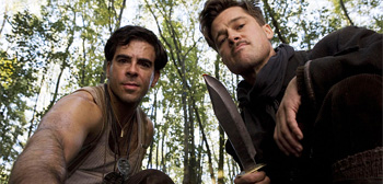 Inglourious Basterds Trailer Footage