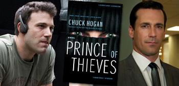 Ben Affleck - Prince of Thieves - Jon Hamm