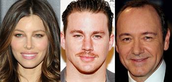 Jessica Biel, Channing Tatum, Kevin Spacey