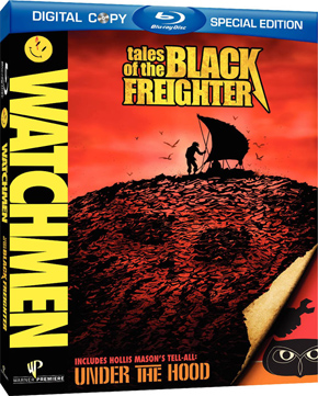 Watchmen: Tales of the Black Freighter Blu-Ray