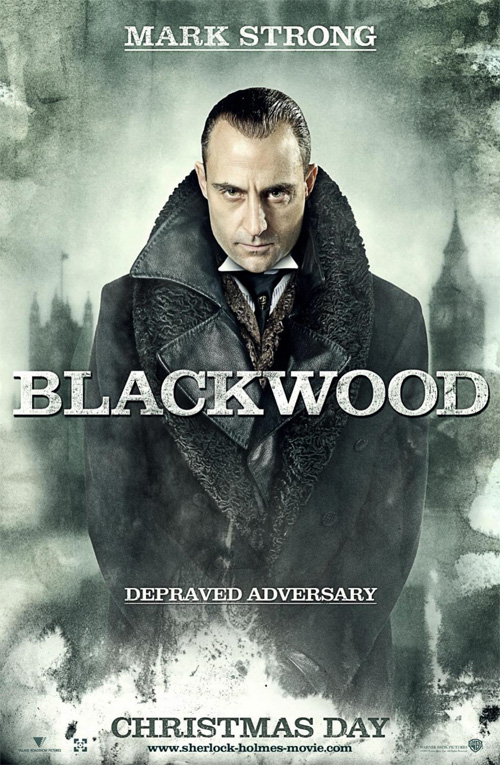 Lord Blackwood Poster
