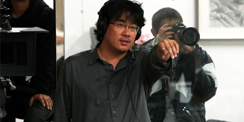 Bong Joon-ho Directing Mother