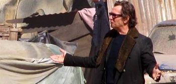 First Look: Gary Oldman in Hughes Brother's Book of Eli