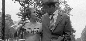 Jean-Luc Godard's Breathless