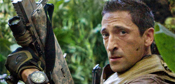 Adrien Brody in Predators