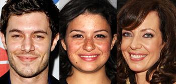 Adam Brody, Alia Shawkat, Allison Janney