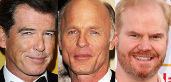 Pierce Brosnan, Ed Harris, Jim Gaffigan