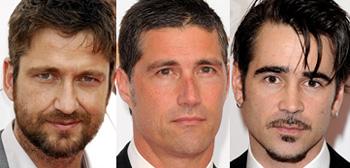 Gerard Butler, Matthew Fox, Colin Farrell