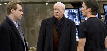Michael Caine - The Dark Knight