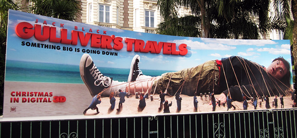 Cannes - Gulliver's Travels