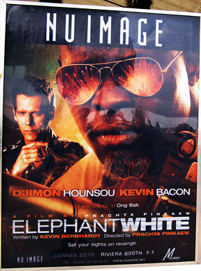 Cannes - Elephant White